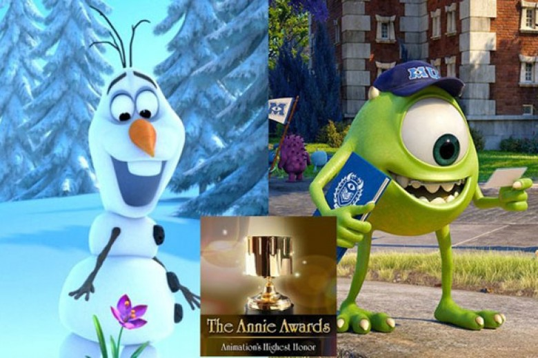 'Frozen' Raih 5 Penghargaan Annie Awards