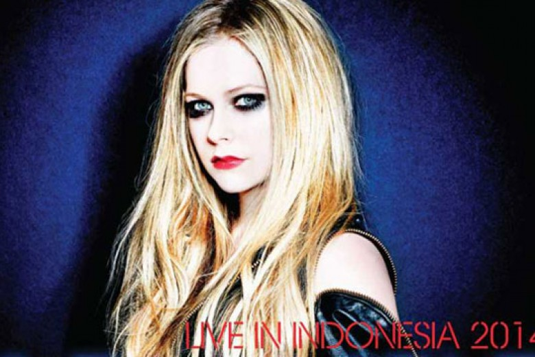 Avril Lavigne – Asia Tour 2014