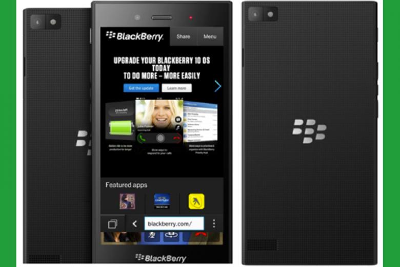 Blackberry 'Jakarta' Resmi Dirilis