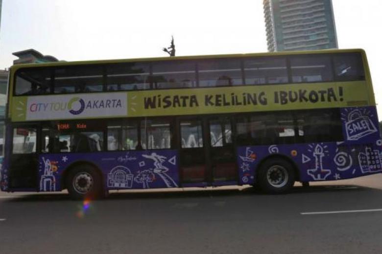 Wah, Jakarta Punya Bus Tingkat Lagi!