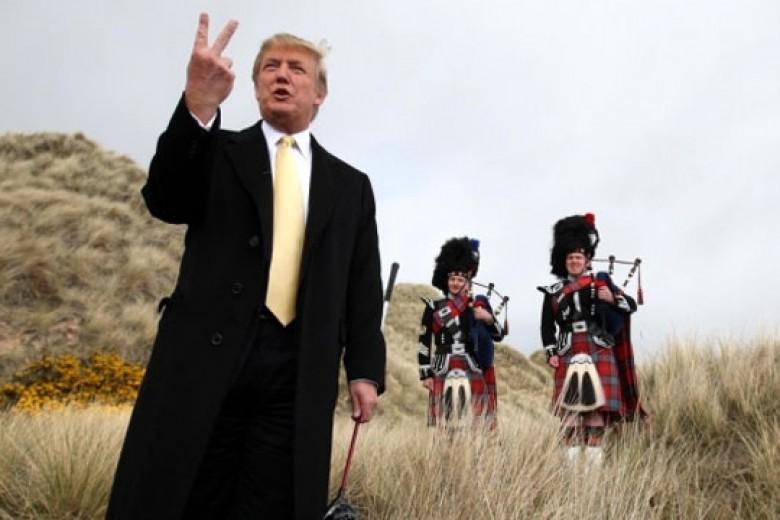 Donald Trump Gagal Hentikan Proyek Kincir Angin
