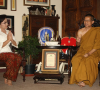 Kunjungan Bhikku Dhammasubho Mahathera  [Foto:GS]