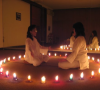 Bimbingan meditasi, pelatihan Reiki dan Radhiestesi  [Foto:GS]