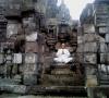 Bersemedi di Candi Sewu Jogjakarta  [Foto:GS]