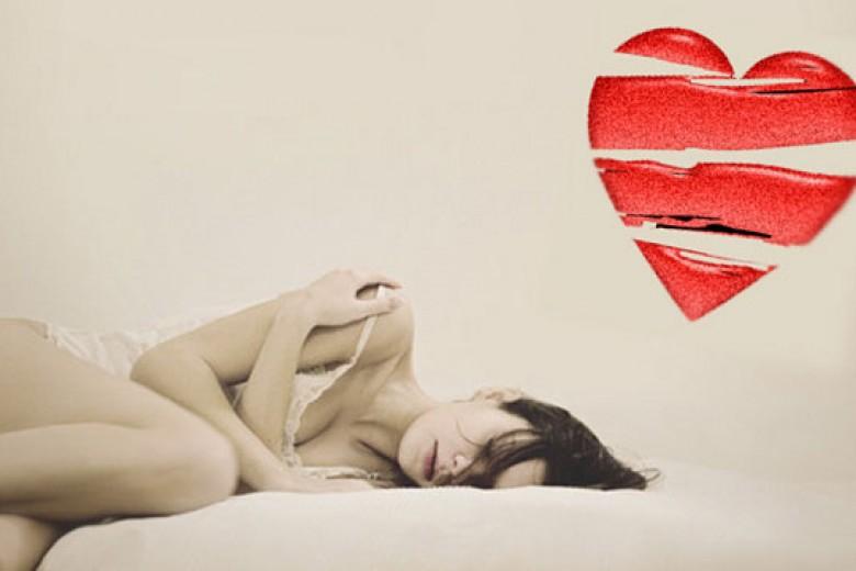 Kebiasaan Buruk Usai Putus Cinta