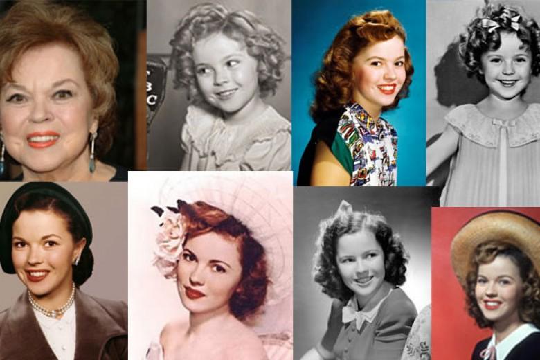 Shirley Temple Meninggal Dunia