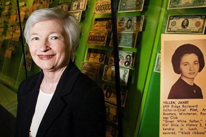 Janet Yellen, Akademisi yang Akrab dengan The Fed