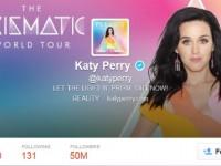 Katy Perry Si Ratu Twitter