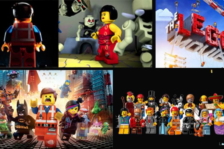'The Lego Movie' di Puncak Box Office