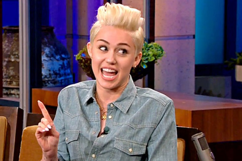 Nasihat Miley Cyrus untuk Justin Bieber