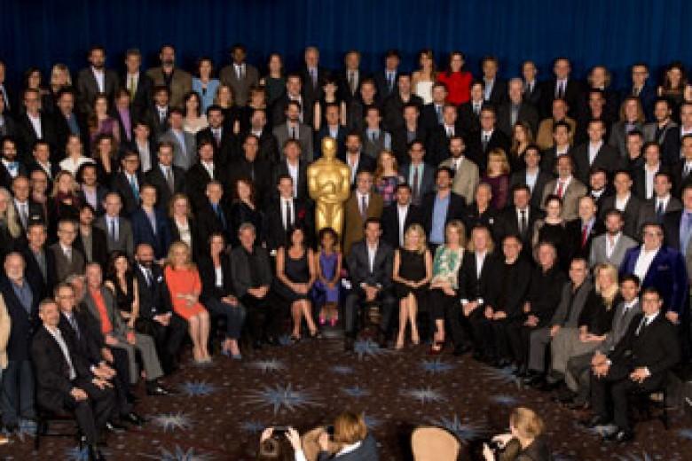 Makan Siang Para Nominator Piala Oscar