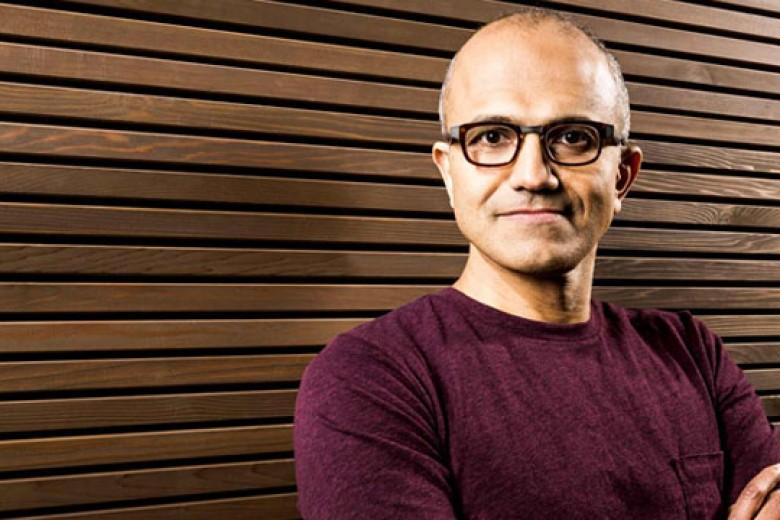 Inilah CEO Baru Microsoft Asal India