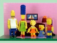 Ketika The Simpsons 'Menikahi' Lego