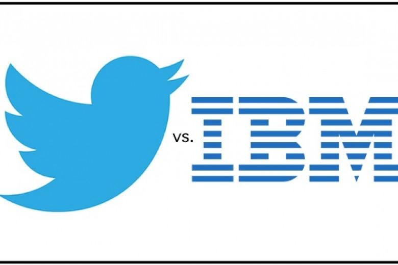 Sengketa Twitter-IBM Akhirnya Usai