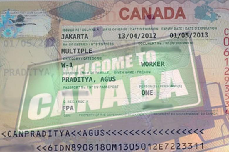Visa Multiple-entry untuk Pengunjung Kanada
