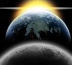Mengapa Matahari dan Bulan Tampak Sama?