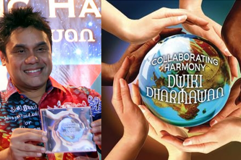 Album Kolaborasi Terbaru Dwiki Dharmawan