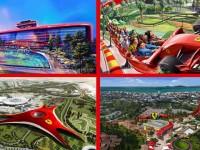 Taman Hiburan Ferrari Land Dibuka 2016