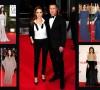 Penampilan Angelina yang tampak cantik dan anggun dalam  berbagai ajang penghargaan.