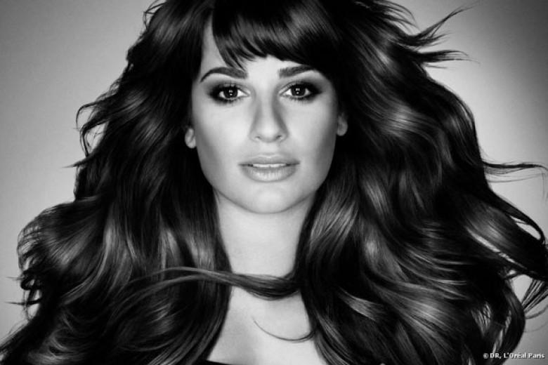 Lea Michele Pose Seksi Lagi
