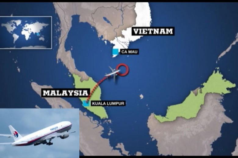 Malaysia Airlines Hilang di Segitiga Bermuda Baru?
