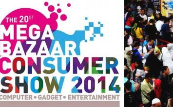Gelaran Mega Bazaar Consumer Show Mulai Hari Ini!