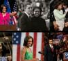 Dukungan Michelle yang luar biasa saat pencalonan Barack Obama sebagai presiden AS 2008 lalu.