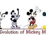 Mickey Mouse, Si Raja Tokoh Kartun