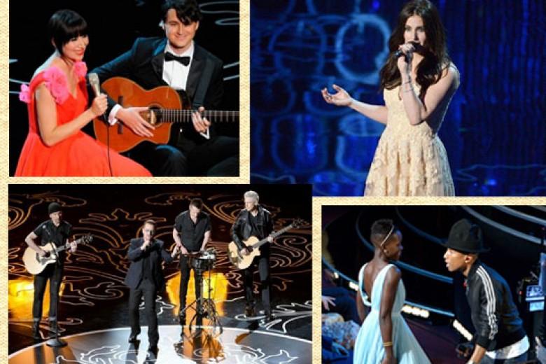 Musisi Papan Atas Meriahkan Oscar 2014