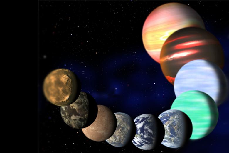 NASA Temukan 1.700 Planet Baru