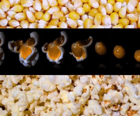 Ketika Popcorn 'Pop'!