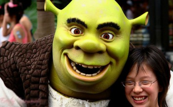 DreamWorks Bikin Atraksi Shrek di Inggris!