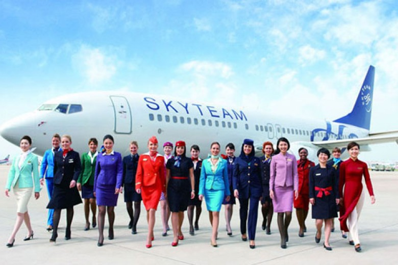 Garuda Indonesia Resmi Masuk SkyTeam