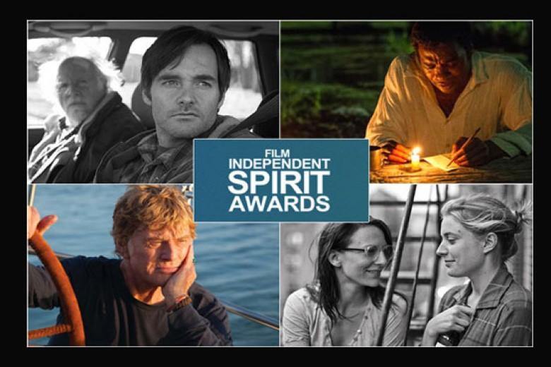 '12 Years A Slave' Sapu Spirit Awards