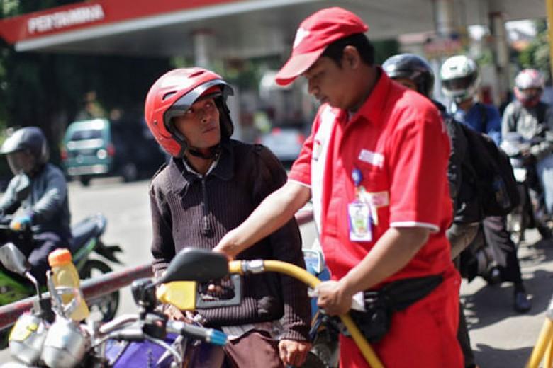 Harga BBM Naik, Investment Grade di Tangan