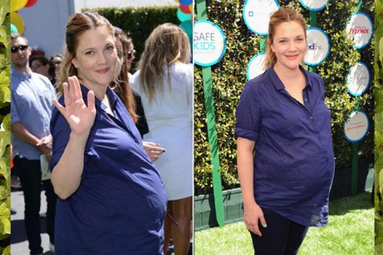 Drew Barrymore Gelar Baby Shower Dengan Sahabat Hollywood