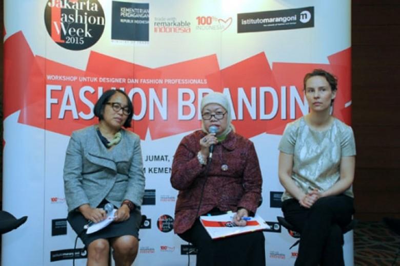Branding: Modal Tembus Pasar Fesyen Global
