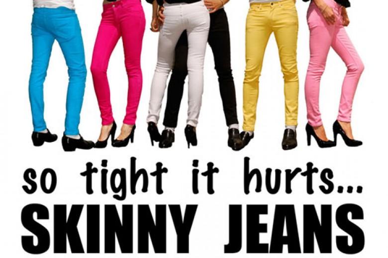 Hindari Salah Pilih Skinny Jeans