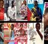 Lupita dalam berbagai cover majalah