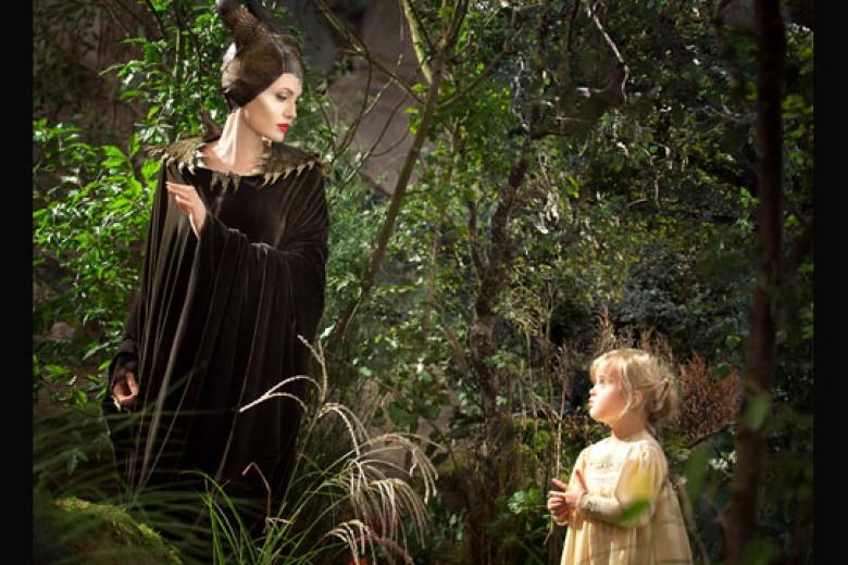 Alasan Putri Angelina Jolie Jadi Kameo