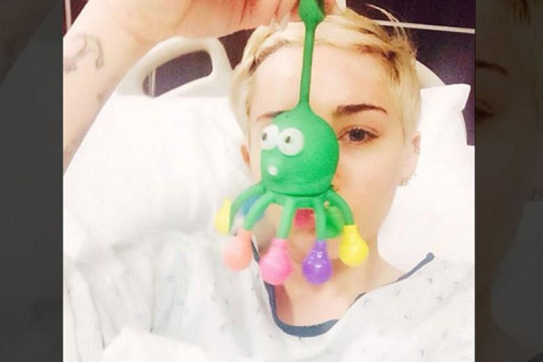 Miley Cyrus Batalkan Lagi Konsernya