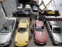 Puluhan Mobil Sport Eropa Bekas Masuk Aceh