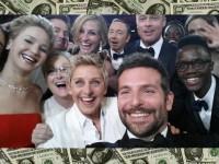 Selfie Ellen DeGeneres di Oscar Bernilai Triliunan!