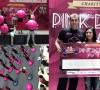 Celebrity Fitness & Lovepink menggelar kegiatan amal bertajuk Pink Bosu Party, dengan menjual Pink Bosu Ball sebagai bagian dalam Breast Cancer Awareness Campaign. (September 2013)
