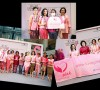 Peluncuran secara resmi website www.lovepinkindonesia.com pada Oktober 2013 yang dilakukan oleh Ibu Linda Gumelar, Menteri Negara Pemberdayaan Perempuan dan Perlindungan Anak RI.