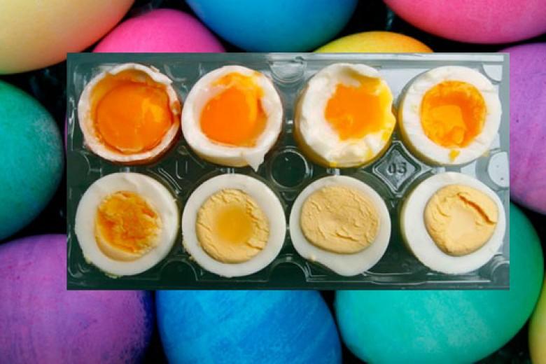 Merebus Telur Paskah dengan Sempurna
