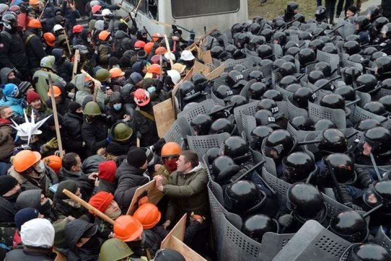 Sejumlah Perusahaan Khawatirkan Ukraina
