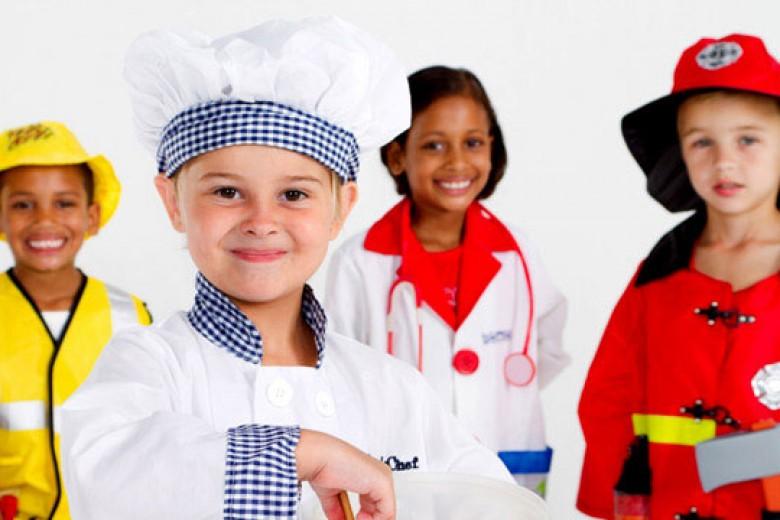 Pekerjaan Pilihan Anak-anak di Inggris