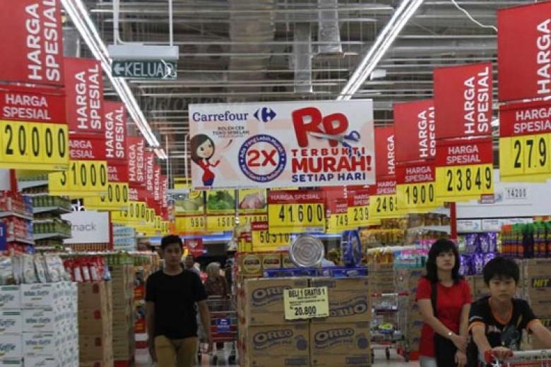 Jelang Ramadan, Carrefour Tambah Pasokan 50%