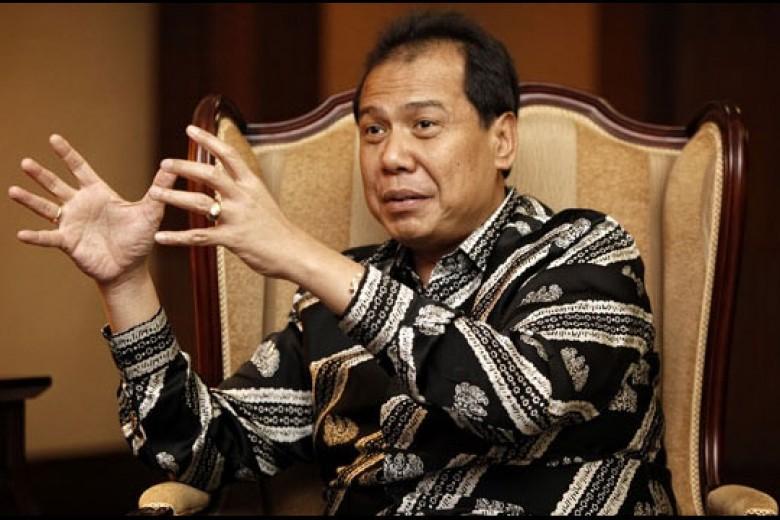 Chairul Tanjung Resmi Jadi Menko Perekonomian